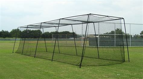 portable batting cages backyard portable batting cages