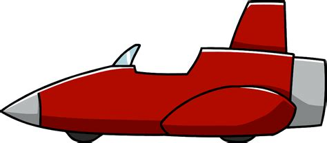flying boat cartoon movie image rocket car png scribblenauts wiki fandom