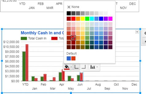 color graph how to change graph colors in sheets
