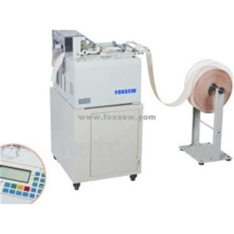 automatic round velcro tape cutting machine manufacturer