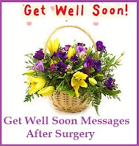 Happy Birthday And Get Well Soon Wishes Get Well Soon Messages And Wishes
