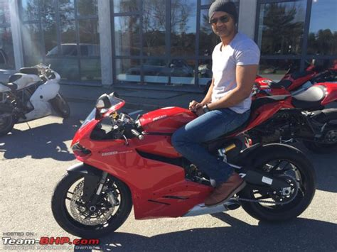 Most Comfortable Ducati by Team Bhp 2014 Ducati 899 Panigale