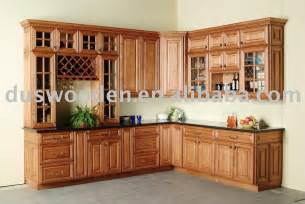 Wooden Furniture For Kitchen Cherry Wood Kitchen Furniture View Kitchen Furniture Mdh Product Details From Fujian Dushi