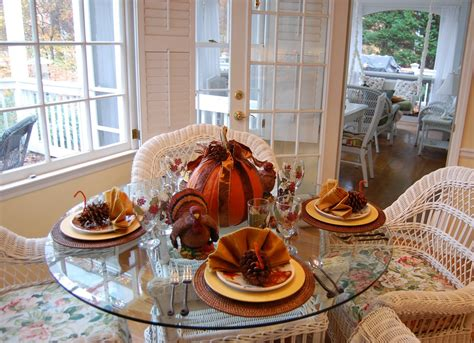 Pier One Round Dining Room Table by Thanksgiving Tablescape For The Kids