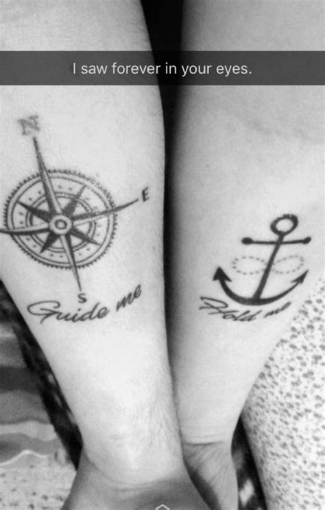 best couple matching tattoos 25 best quotes on