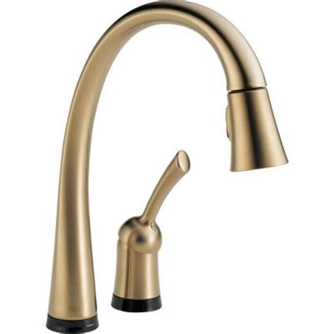 Delta Touch2o Kitchen Faucet delta pilar single handle pull down sprayer kitchen faucet