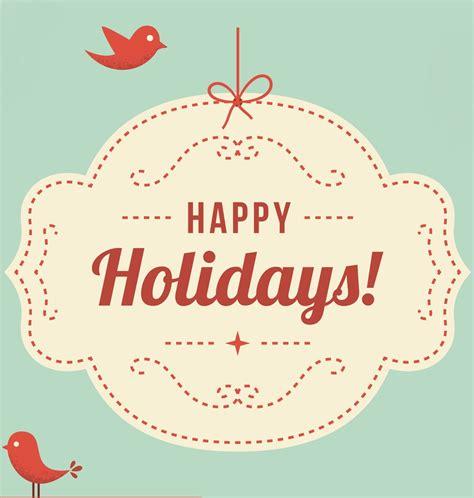 Happy Holidays by Happy Holidays The Grad Club