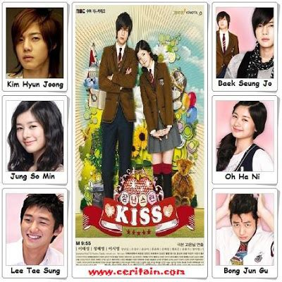 gambar film drama korea terbaru foto naughty kiss drama korea terbaru 2014