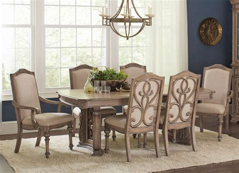 Traditional Dining Room Tables by Melina Formal Dining Room Furniture