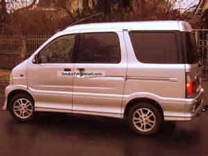 Daihatsu Extol 2012 Daihatsu Extol 6 Seats Minibus Warranty Apc