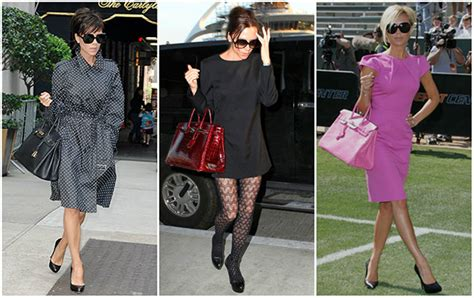 Ayyye Posh Spice And The Hermes by Never Enough The 100 And Counting Birkin Bags Of