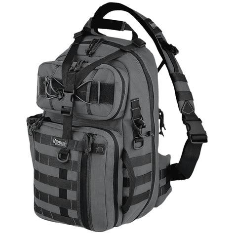 kodiak gearslinger review maxpedition kodiak gearslinger wolf gray backpacks