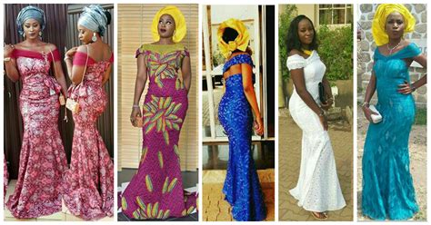 ashebi latest style in nigeria 10 latest aso ebi styles this weekend amillionstyles com