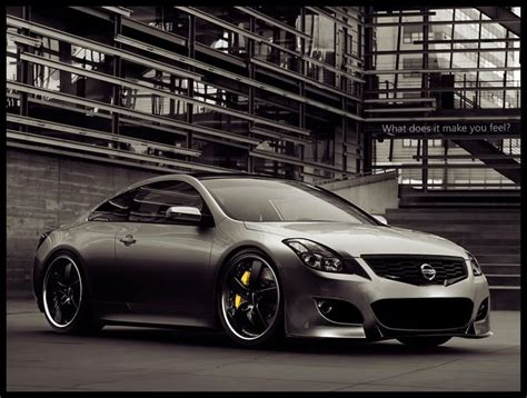 Nissan Altima Coupe Kit by Altima Coupe Kit Concept Automobiles