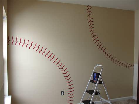 Baseball Wall Decor by This Diy House Inspiration For Vintage Baseball And
