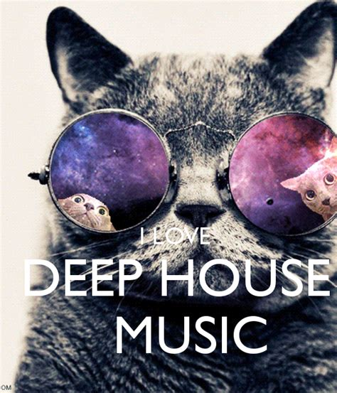 download latest deep house music i love deep house music poster a keep calm o matic