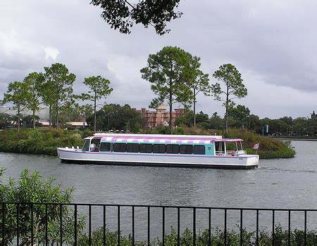 epcot friendship boats top ten relaxing spots at epcot at future world and world