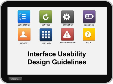 design guidelines user interface user interface design guidelines intexpliki