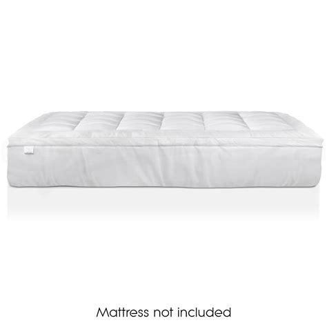 Mattress Topper Protective Cover by Prime Pillowtop Mattress Topper Memory Resistant Protector