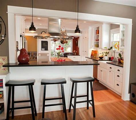 comment n馮ocier une cuisine comment meubler votre cuisine semi ouverte