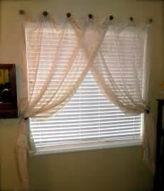 Curtains Without Rods How To Hang A Curtain Without A Rod