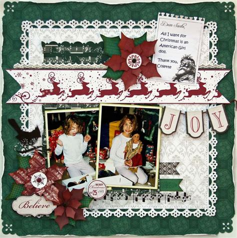 scrapbook layout cycling 716 best images about christmas scrapbook layouts on