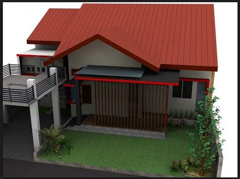 foto desain atap rumah minimalis atap rumah minimalis paling bagus dan cantik 2018