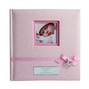 baby photo albums new personalised baby luxury photo album unique christening gift idea ebay