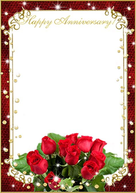 Wedding Anniversary Photo Frame by Photo Frames Wish You A Happy Anniversary