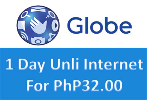 globe tattoo unlimited internet prepaid card customer cheap one day unlimited internet for php31 globe
