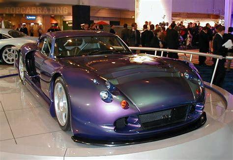Tvr Prototype 1997 Tvr Speed 12 Prototype характеристики фото цена