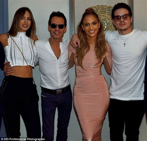 Trouble For Jlo And Marc by Splits From Casper Smart After Five Years