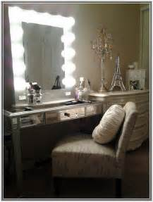 Makeup Vanity Table With Lights Vanity Hollywood Mirror Dupe Home Design Ideas