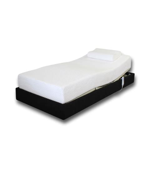 Mattress Care by I Care Luxury Ic222 Hospital Bed Base Mattress In