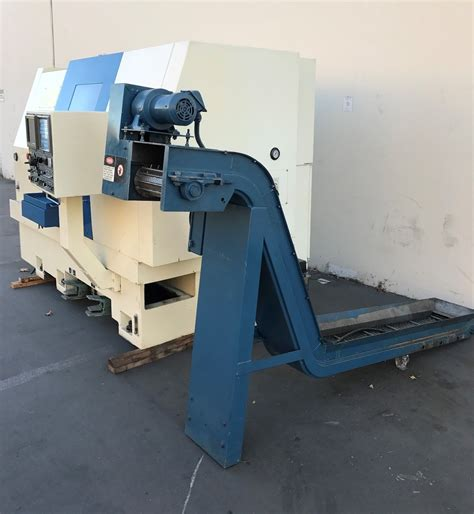 cnc lathe for sale daewoo puma 8hc cnc turning center with fanuc for sale