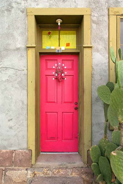 colorful doors 52 beautiful front door decorations and designs ideas freshnist