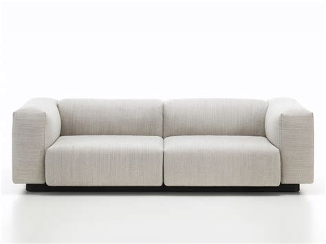 vitra couch buy the vitra soft modular sofa two seater at nest co uk