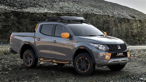 mitsubishi truck 2020 2018 mitsubishi l200 facelift barbarian diesel 2018