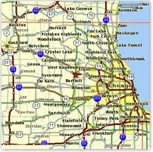 Map Of Chicago Suburbs by Map Of Northern Chicago Suburbs Pictures To Pin On