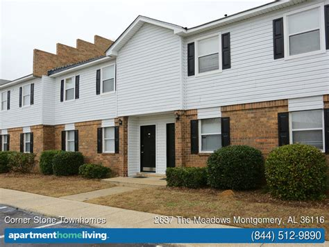 one bedroom apartments in montgomery al corner stone townhomes apartments montgomery al apartments