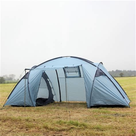 Multi Room Tents With Porch by Gear Trekker 6 2 Room Waterproof Tent Cing