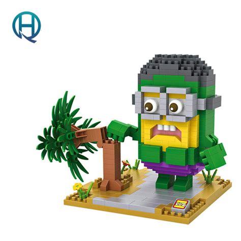 Brick Lego Nano Blocks Minion get cheap lego aliexpress alibaba