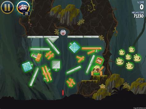 Bd Ps4 Angry Birds Starwars Bnib angry birds wars path of the jedi level j 10