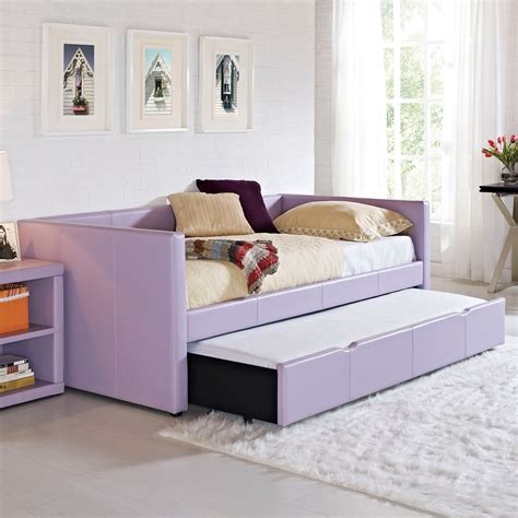 kids day beds standard furniture lindsey upholstered daybed twin