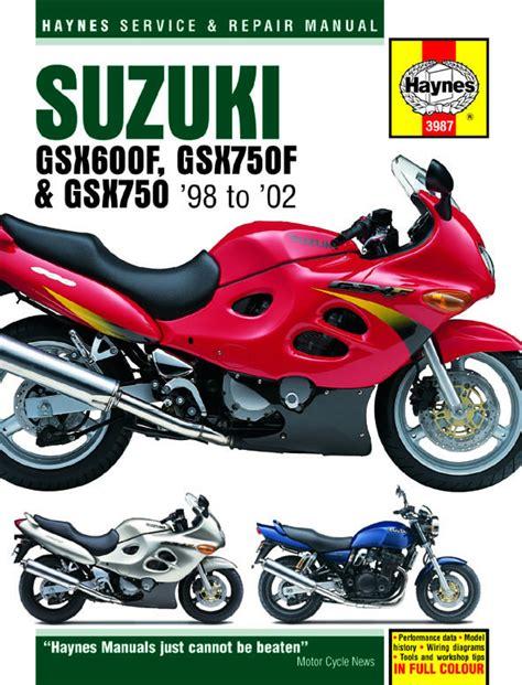 96 Suzuki Katana 28 96 Suzuki Katana 600 Manual 120229 1995 Suzuki