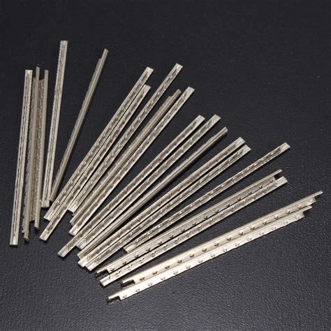 24pcs 2 2mm Fret 24pcs guitar fret wire nickel silver 60mm 2 2mm width