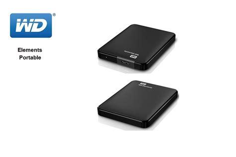 Wd Element 3 Tb Usb 3 0 2 5 western digital elements portable 2 tb usb 3 0 negro