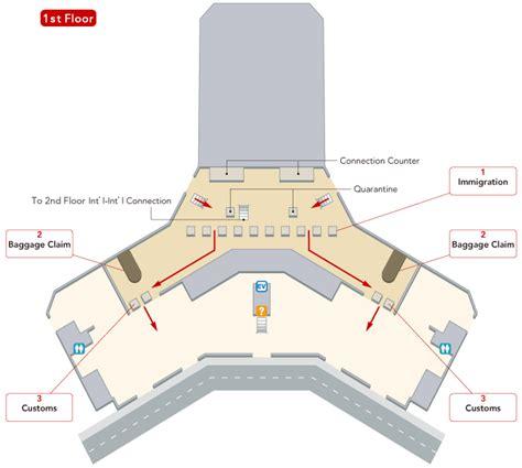 Narita Airport Floor Plan Terminal Map Hanoi Airport Shuttle