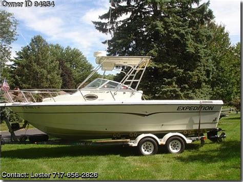 starcraft expedition boats for sale 1999 starcraft expedition loads of boats