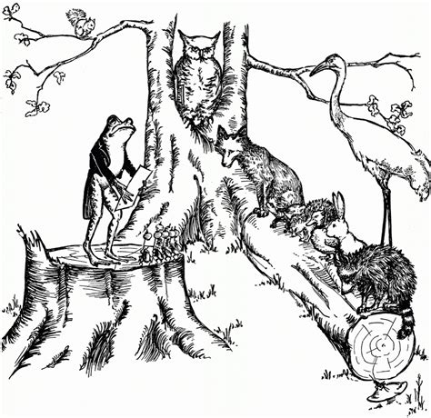 free coloring pages woodland animals free coloring pages of woodland forest animals woodland